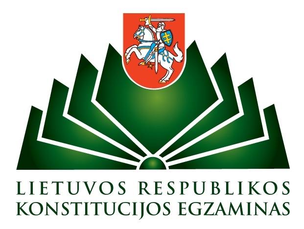 Konstitucijos egzaminas VGTU rugsėjo 27 d.