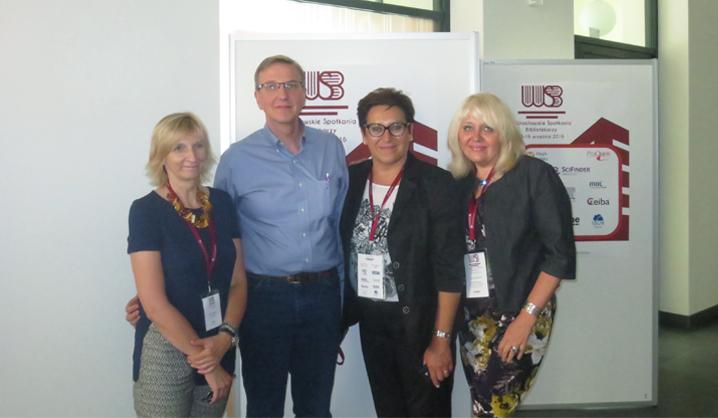VGTU atstovė lankėsi konferencijoje Vroclave