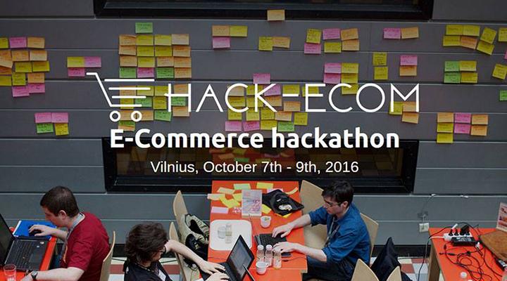 """Pirmą kartą Lietuvoje organizuojamas elektroninės komercijos hakatonas """"Hack-ECOM"""""""
