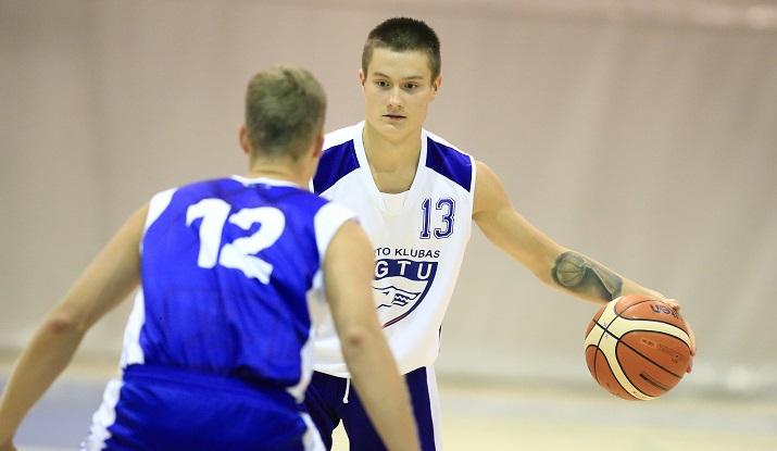 VGTU krepšinio komandos varžybos (LSKL)