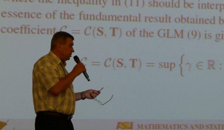 """22-oji tarptautinė konferencija """"Matematinis modeliavimas ir analizė"""""""