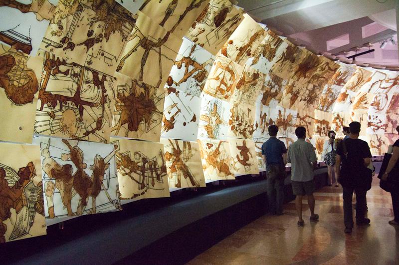 Tarptautinėje architektūros parodoje Venecijoje – VGTU profesoriaus emerito J. Vanago darbas