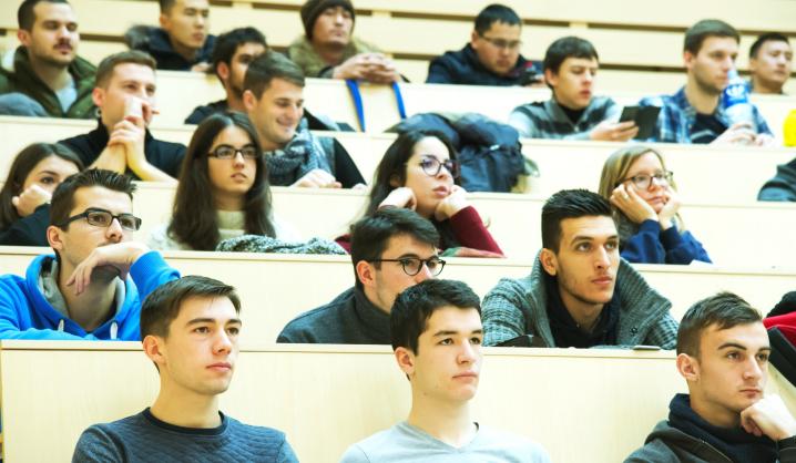 VGTU prasidėjo studentams iš užsienio skirta Orientacinė savaitė