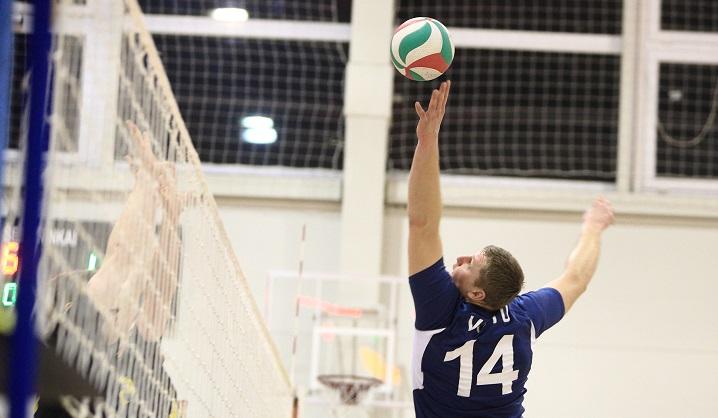 VGTU vaikinų tinklinio komandos varžybos (NSTL)