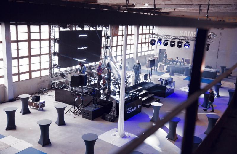 """VGTU """"LinkMenų fabrike"""" vyko """"Samsung"""" metų renginys"""
