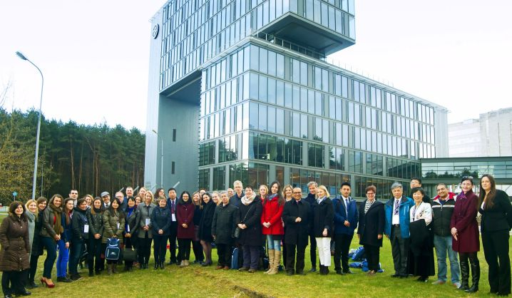 International Staff Week at VGTU