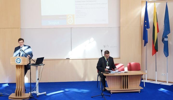"""VGTU įvyko 10-oji tarptautinė mokslinė konferencija """"Transbaltica 2017"""""""