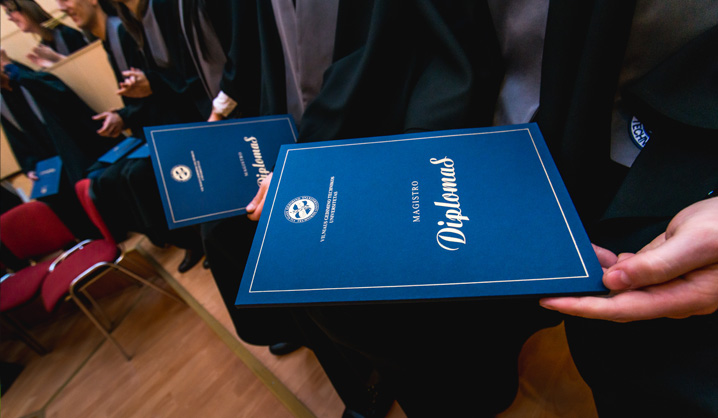 Graduation Ceremony for Fundamental Sciences faculty students