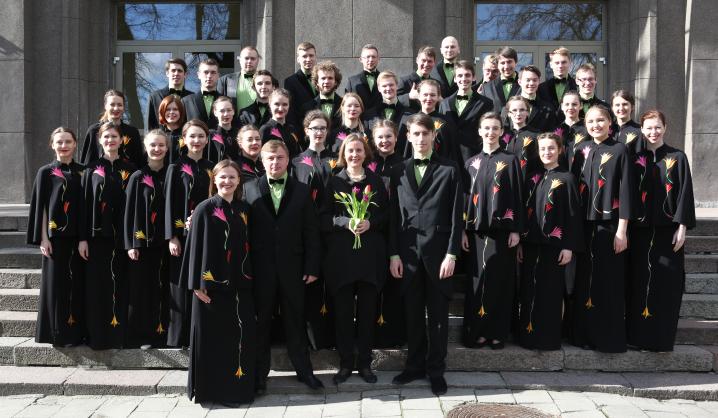 VGTU choras kviečia į koncertą