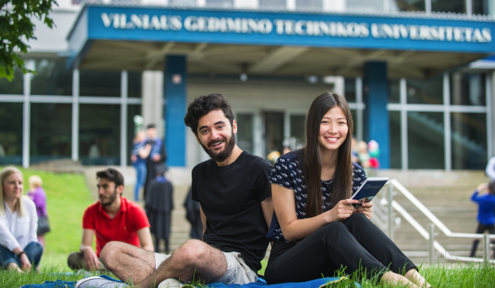 """Žurnalas """"Reitingai"""": VGTU – tarptautiškiausias techniškasis universitetas"""