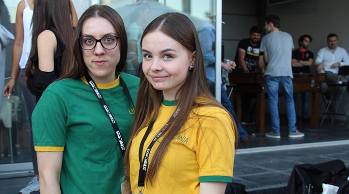 """VGTU studentės tarptautinėje konferencijoje """"Euroweek 2017"""" laimėjo 2 vietą"""
