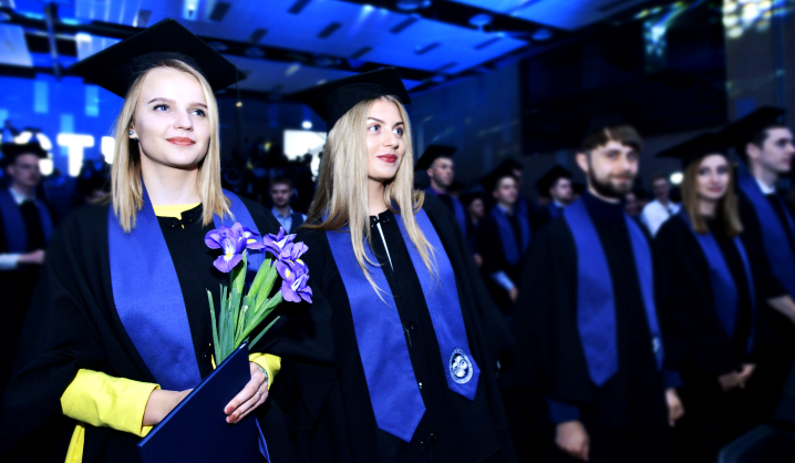 VGTU diplomų įteikimo šventės akimirkos (nuotraukų galerija)