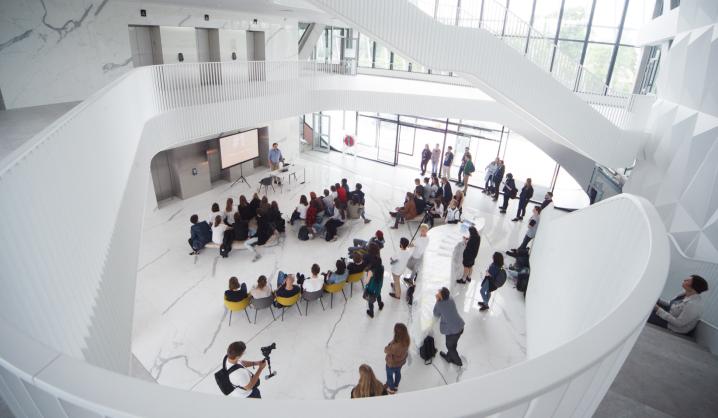 Kitokia upė mieste: kokios idėjos kilo architektūros studentų konkurse SIKON?