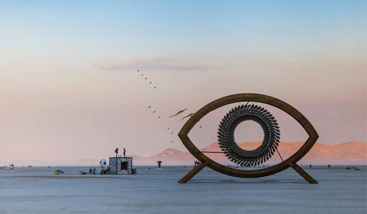 Unikali galimybė prisijungti prie Burning Man 2017 lietuvių projekto komandos