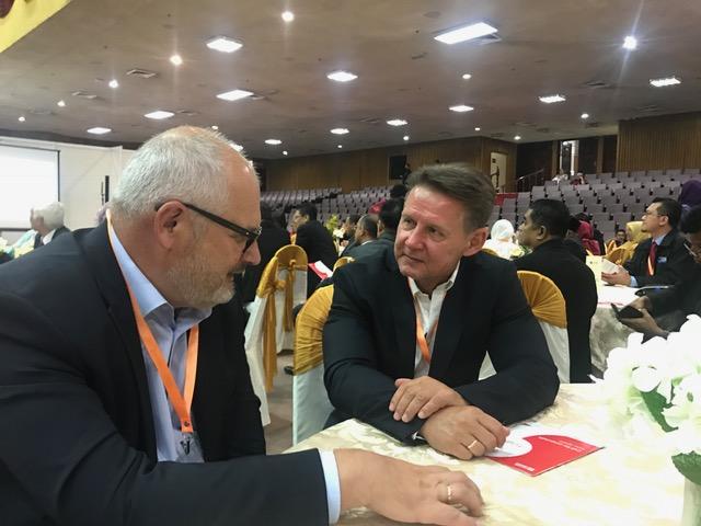 VGTU rektorius A. Daniūnas – tarptautiniame technikos universitetų forume