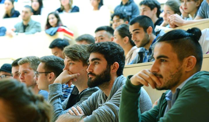 Orientation Week for VGTU's International Students