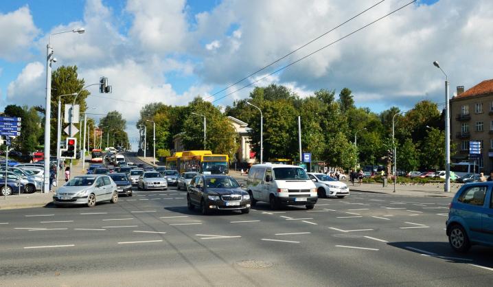 S. Pukalskas: ekologinės transporto problemos Lietuvoje mažai kam rūpi