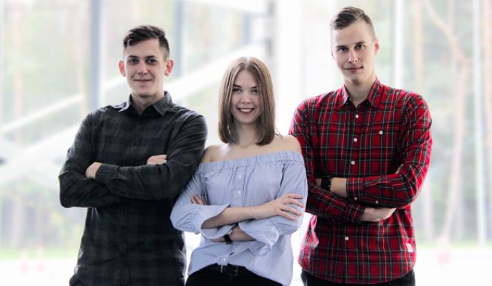 VGTU studentai apdovanoti už socialinę reklamą saugaus eismo tema