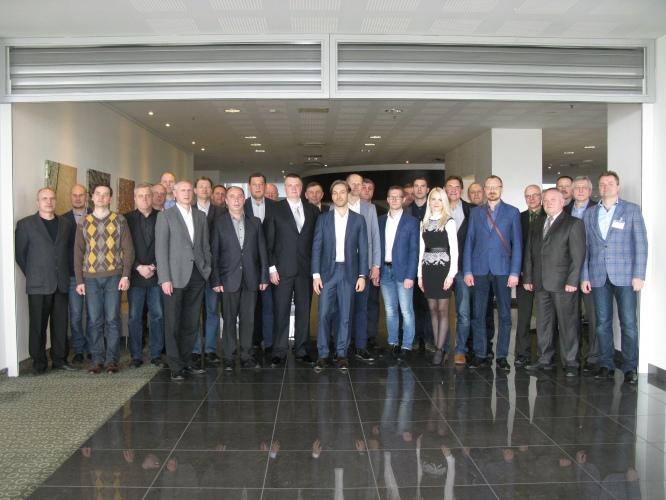 """VGTU – 10-oji konferencija """"Saugos verslo tendencijos Lietuvoje ir pasaulyje"""""""