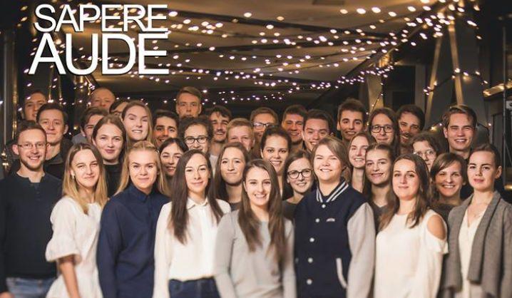 """Pasirodė naujas šventinis """"Sapere Aude"""" numeris"""