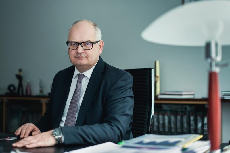 """VGTU rektorius A. Daniūnas: """"Stojamojo balo kėlimas turės įtakos aukštojo mokslo kokybei"""""""