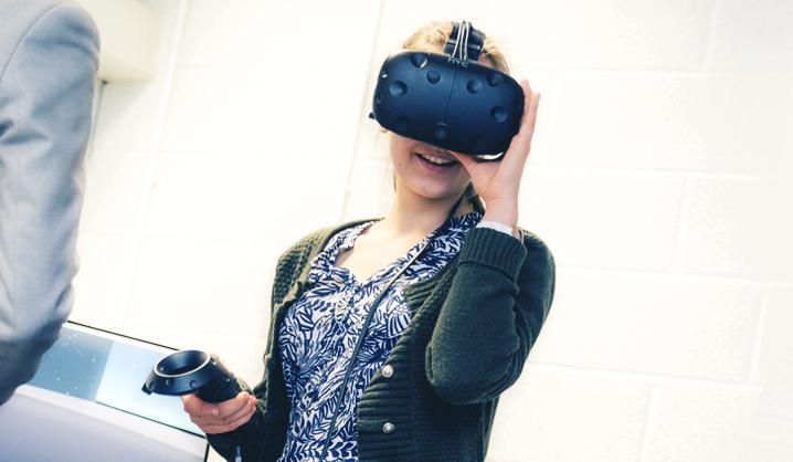 VGTU licėjaus moksleiviai kūrė virtualius miestus