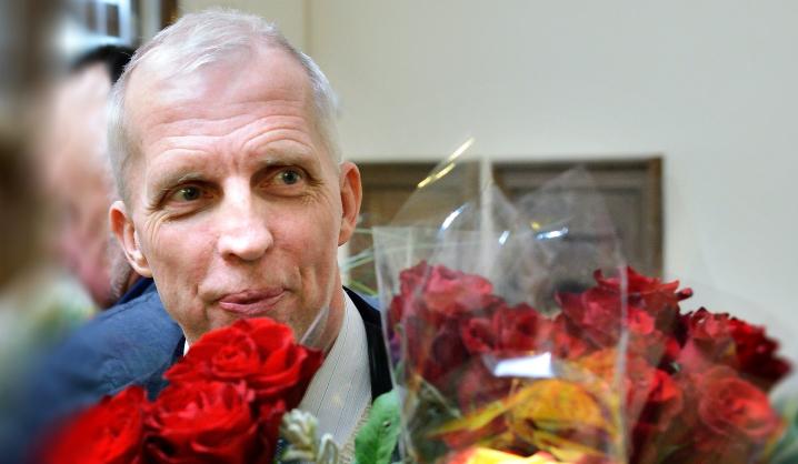 VGTU profesorius apdovanotas Lietuvos mokslo premija