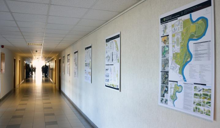 Urbanistinės analizės mokslo laboratorijos dešimtmečio darbai – parodoje