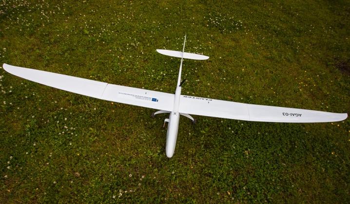 VGTU studentai galės naudotis bepiločiu orlaiviu tyrimams atlikti