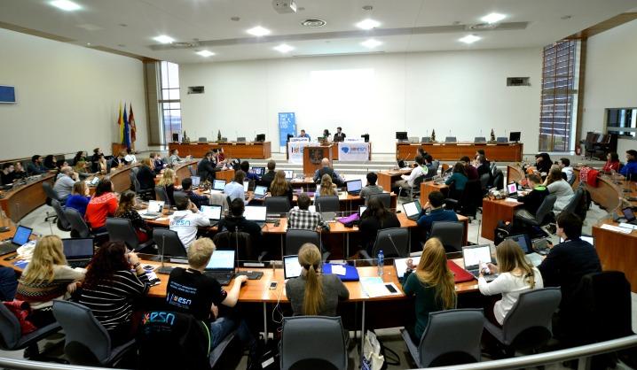 Europos studentai: sieksime, kad tarptautinės patirties įgytų kas penktas