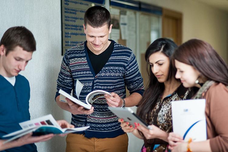 Atvirų durų diena besidomintiems magistrantūros studijomis 2017 m.