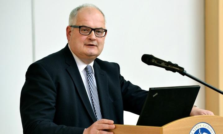 VGTU rektorius pristatė metinę universiteto veiklos ataskaitą