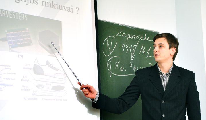 """VGTU elektronikai pakvietė į respublikinę konferenciją """"eStream 2015"""""""