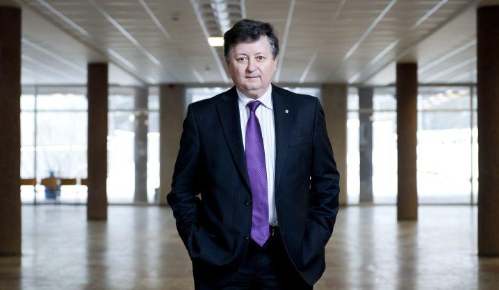 """Rimantas Kačianauskas: """"Svarbiausia Lietuvos mokslo plėtros strategija – gabiausių žmonių skatinimas"""""""
