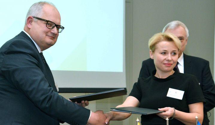 Kyiv University for Market Relations – among VGTU partners