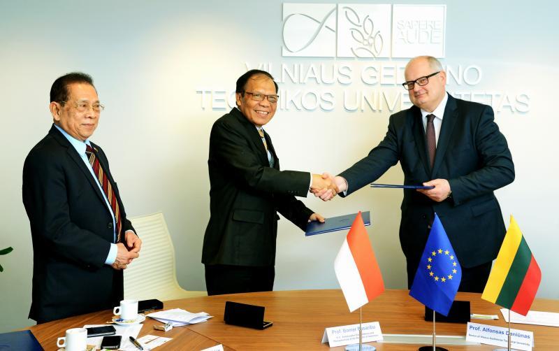 Lietuva ir Indonezija: partnerystė, kelsianti šalių ekonomiką